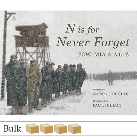 Bulk 128 N is for Never Forget by Nancy Polette and Paul Dillon