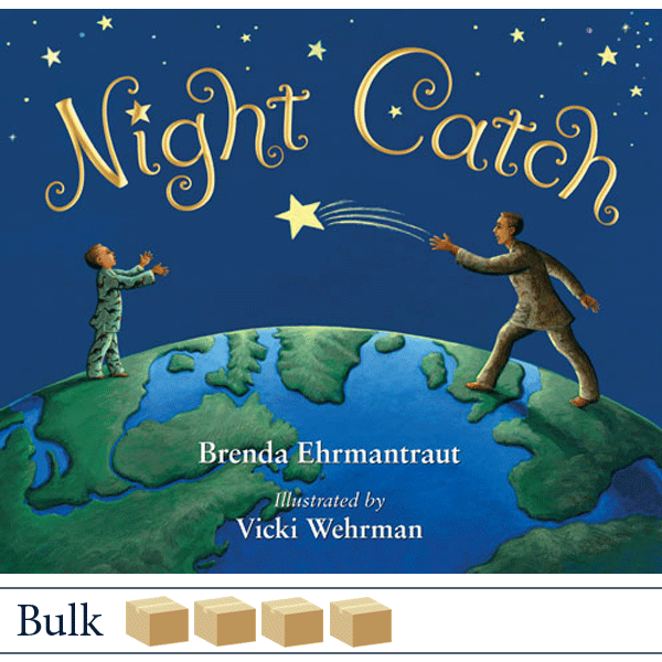 Bulk 400 books Night Catch by Brenda Ehrmantraut