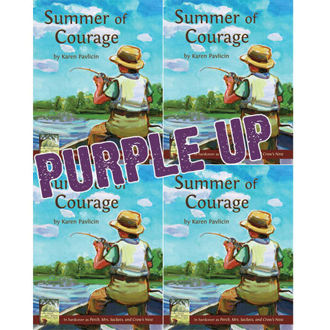 PURPLE UP Summer of Courage