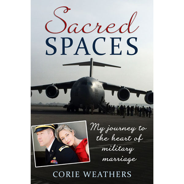 Sacred Spaces by Corie Weathers