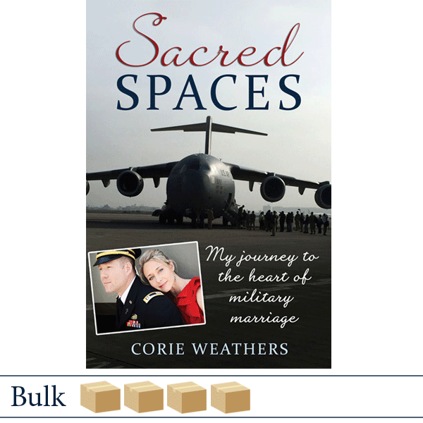 Bulk 200 books Sacred Spaces by Corie Weathers. Published by Elva Resa