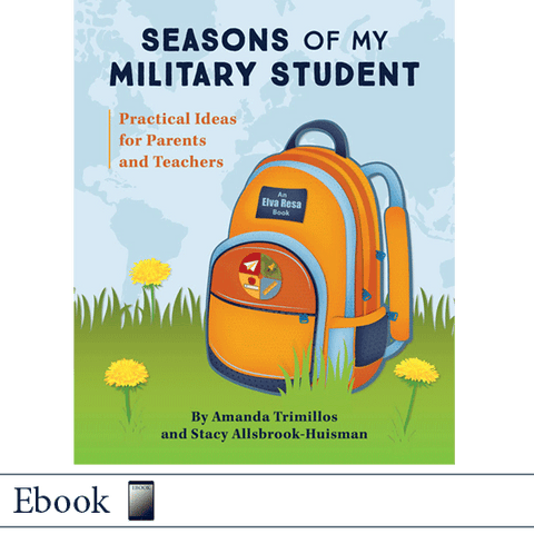 Ebook epub Seasons of My Military Student by Amanda Trimillos and Stacy Allsbrook-Huisman. ©2018 Elva Resa Publishing