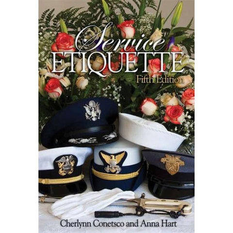 Service Etiquette by Cherlynn Conetsco and Anna Hart