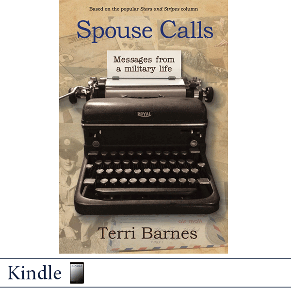 Kindle Spouse Calls Messages From a Military Life by Terri Barnes
