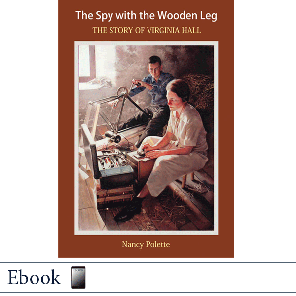 Ebook epub The Spy With the Wooden Leg by Nancy Polette