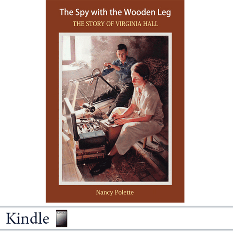 Kindle The Spy With the Wooden Leg by Nancy Polette