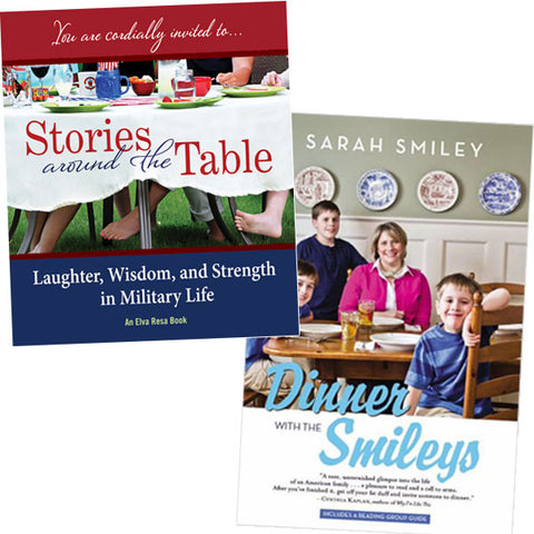 Stories Dinner Gift Pack: Stories Around the Table and Dinner with the Smileys