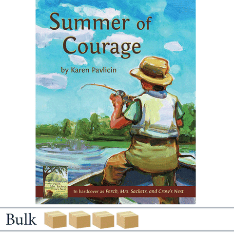 Bulk 200 Summer of Courage by Karen Pavlicin