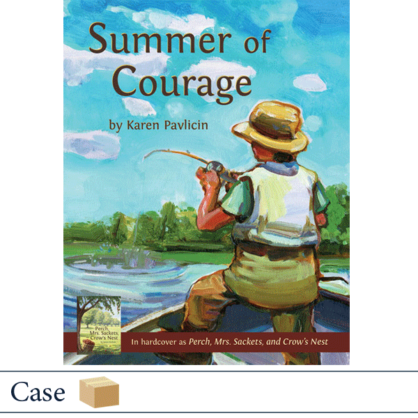 Case of 50 Summer of Courage by Karen Pavlicin