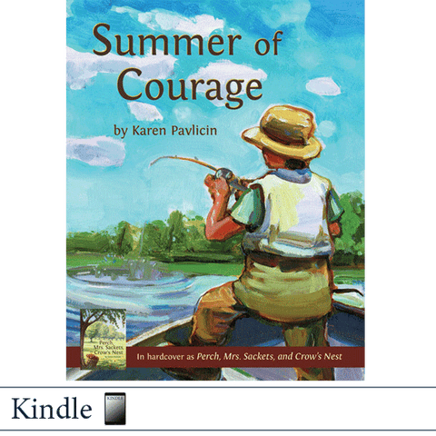 Kindle Summer of Courage by Karen Pavlicin
