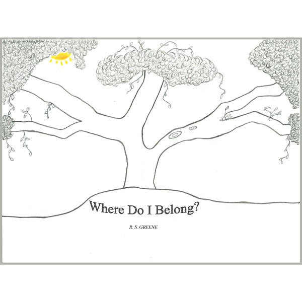 Where Do I Belong? by R.S. Greene