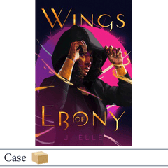 Wings of Ebony by J. Elle, available on MilitaryFamilyBooks.com
