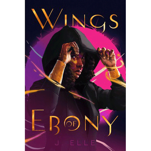 Wings of Ebony by J. Elle