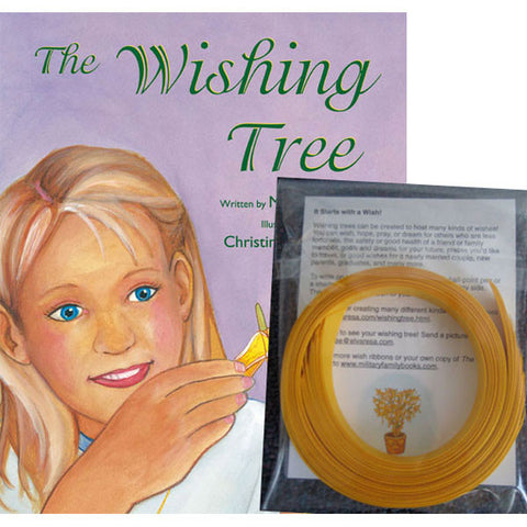 The Wishing Tree/ Wish Ribbons Gift Pack