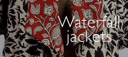 Waterfall jackets