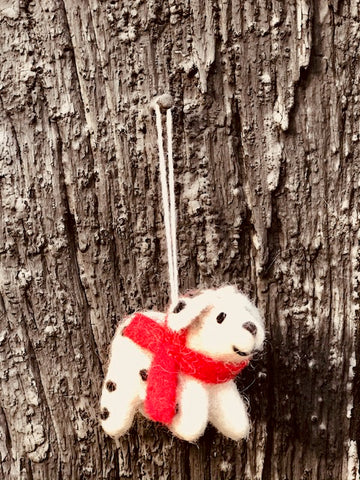 Dalmation Tree Decoration