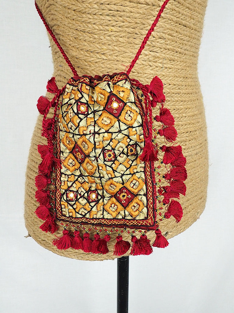 Embroidered Purse 01