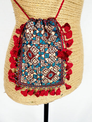 Embroidered Purse 05