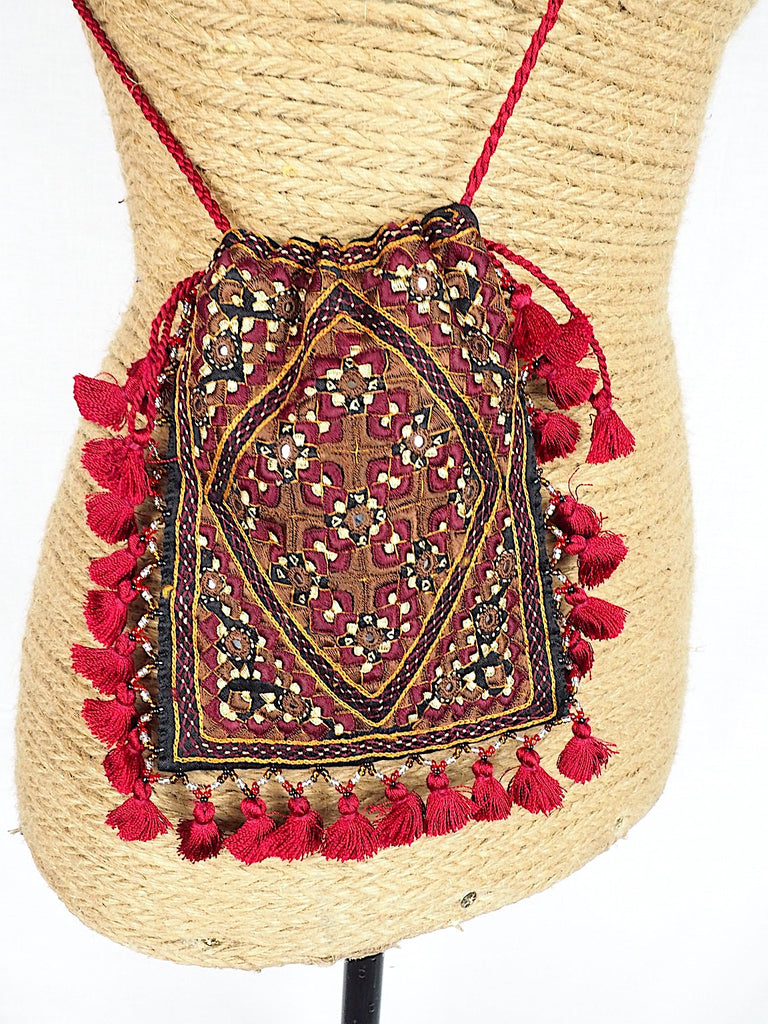 Embroidered Purse 08