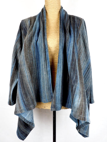 Waterfall Eco-Dyed Jacket 01