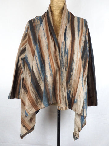 Waterfall Eco-Dyed Jacket 03