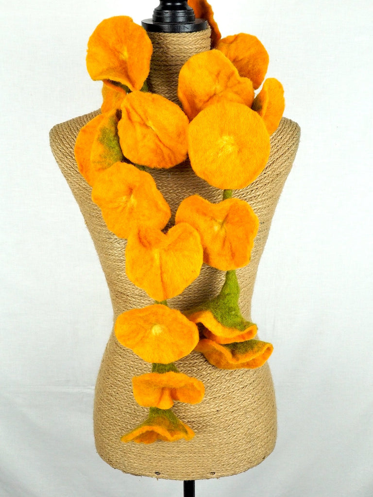 Flower Garland Gold
