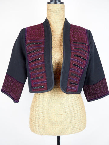 Hmong Tea Jacket 014