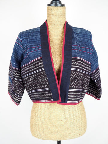 Hmong Tea Jacket 010