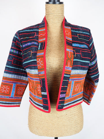 Hmong Tea Jacket 011