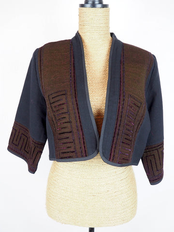 Hmong Tea Jacket 013