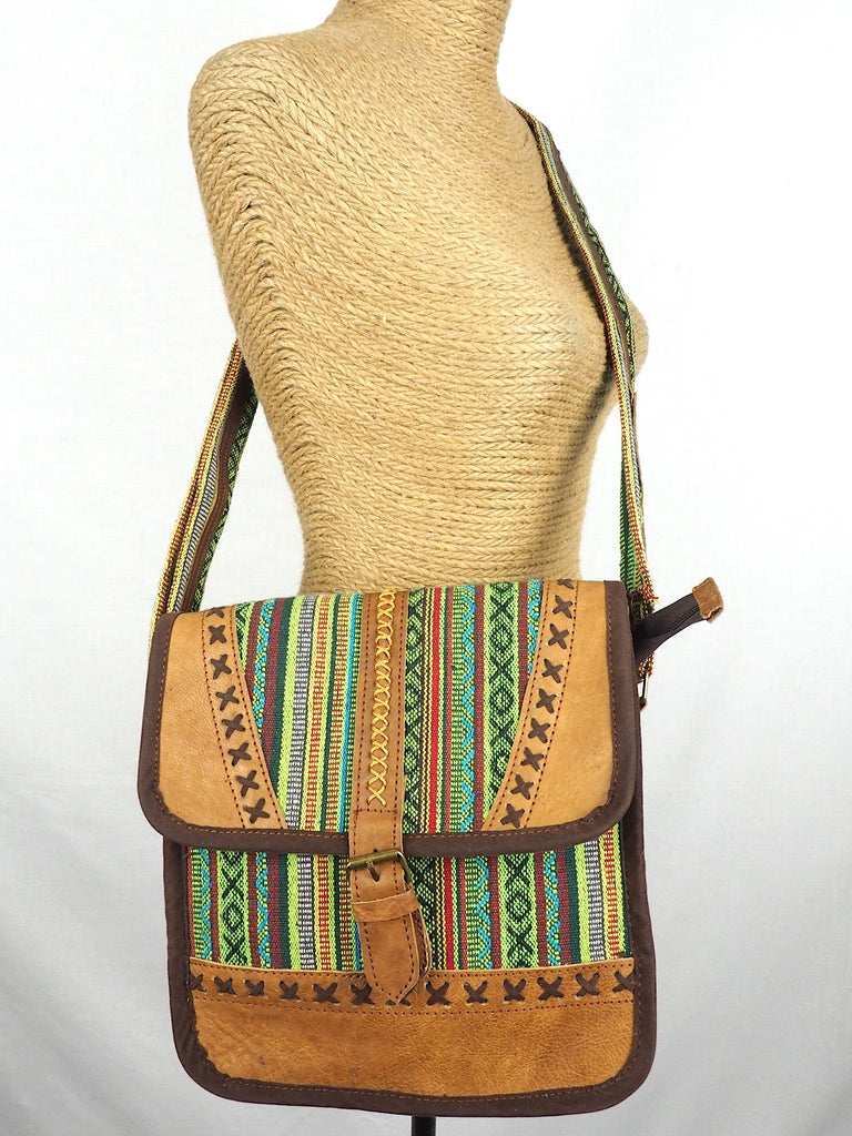 Cross-stitch Satchel 04