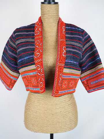 Hmong Tea Jacket 012