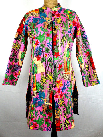Nehru Frida Coat 001