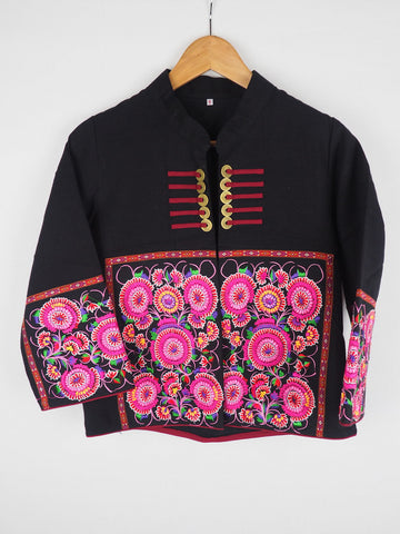 Lapsang Embroidered Tea Jacket 02