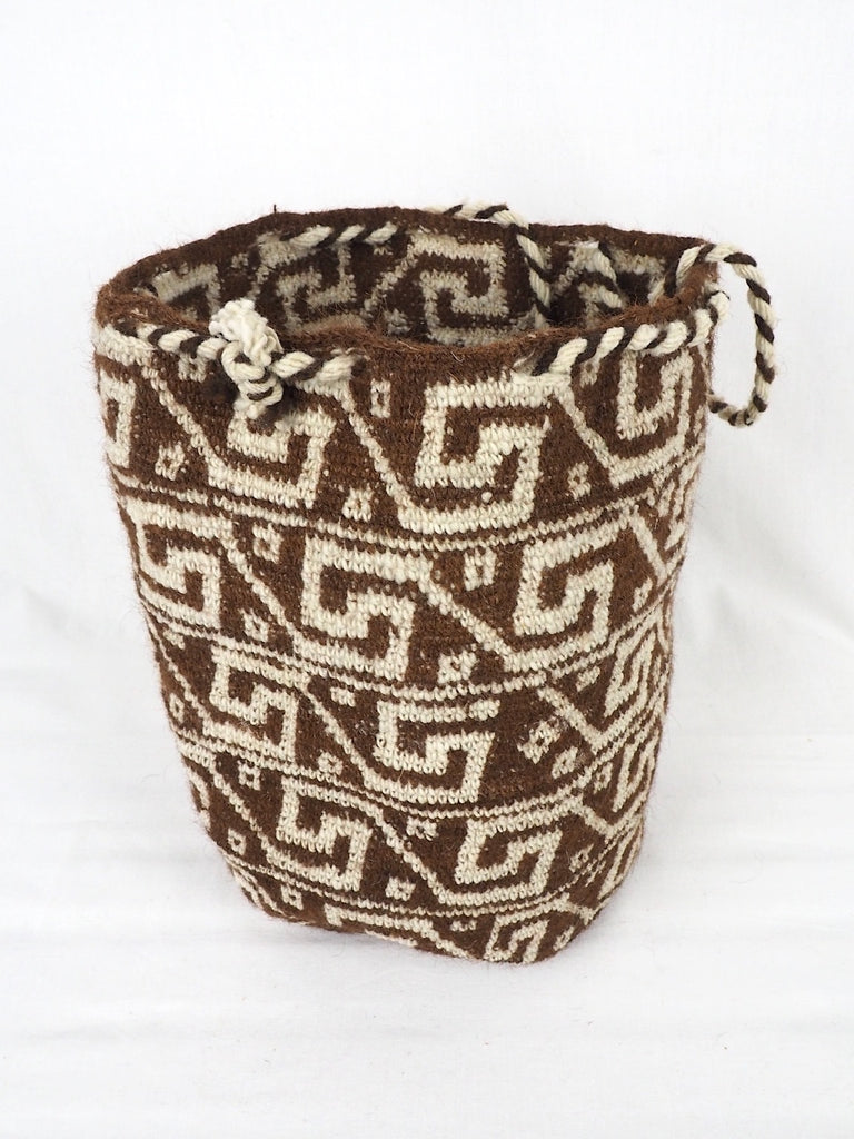 Ecuadorian Wool Bag 4