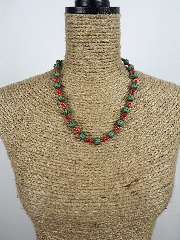 Laxmi Glass Necklace 02