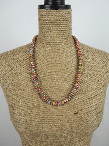 Laxmi Glass Necklace 03