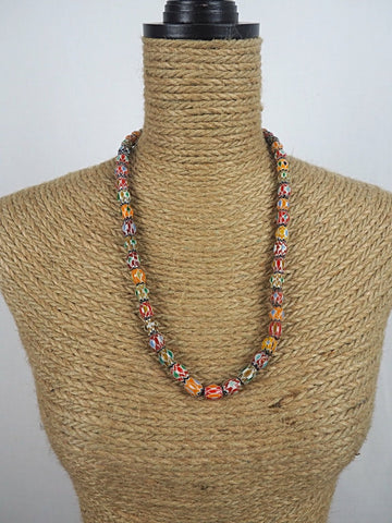 Laxmi Glass Necklace 04