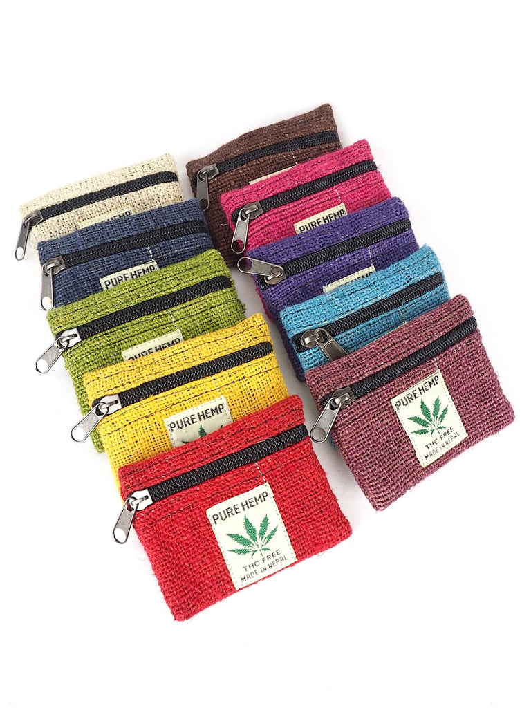Little Hemp Purse