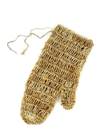 Hemp Wash Mitt