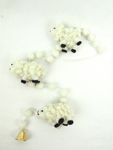 Sheep Dangling Mobile