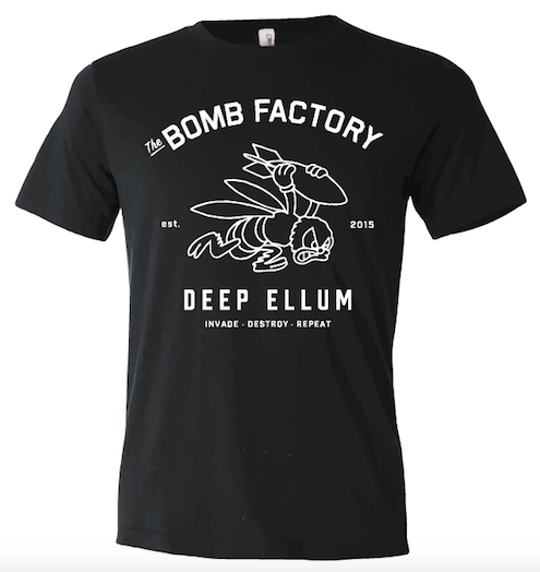 Bomb Factory Bee T-Shirt