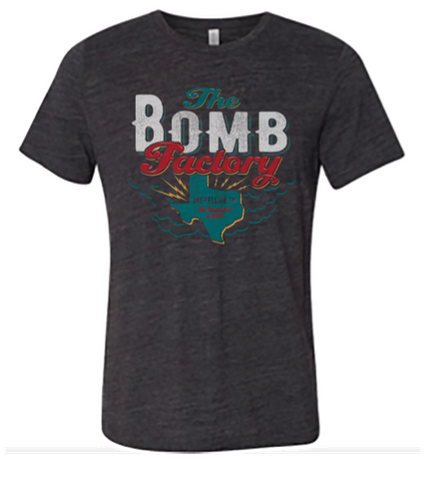 Bomb Factory Vintage Texas T-Shirt
