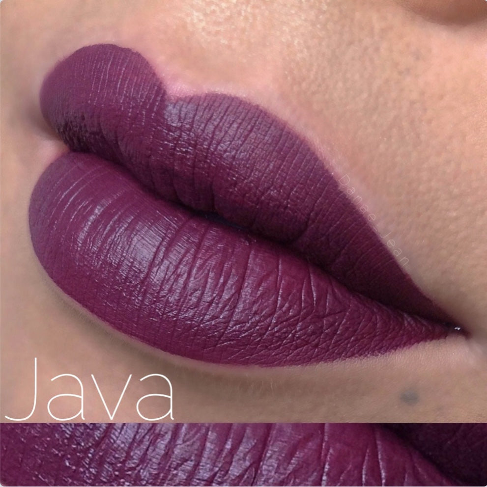 "Java ""Liquid Lipstick"""