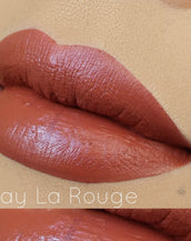 "Clay La Rouge ""Liquid Lipstick"""