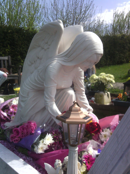 Bespoke Memorial Angel.