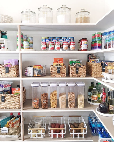 College kids will be headed home for Thanksgiving: How to stock a healthy kitchen.