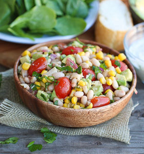 White Bean & Corn Salad
