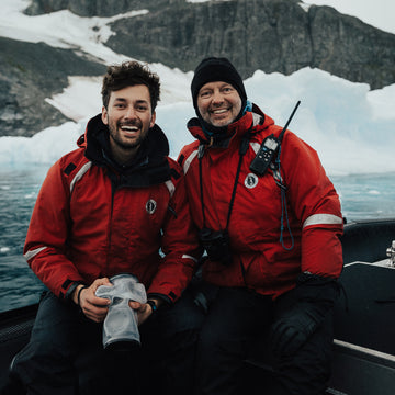 Nate Shepard Takes Outex On An Antarctica Journey