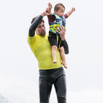 Photographing TheraSurf and surfing with special needs children.